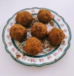Tibetan Tsampa Snacks