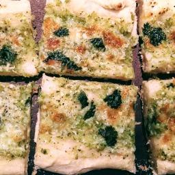 Salsa Verde Pizza