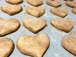 Hojarascas: Cinnamon Shortbread Cookies