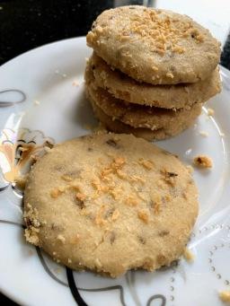 Coconut Cumin Cookies